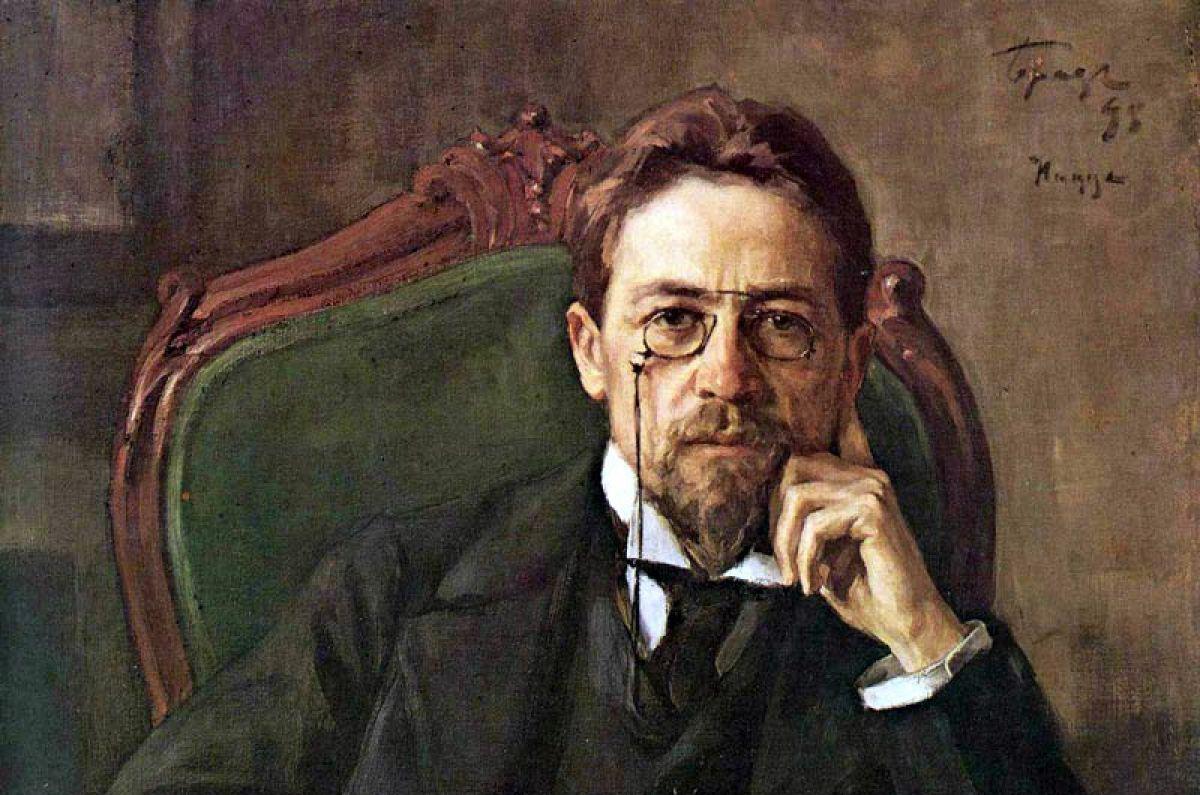 Антон Павлович Чехов портрет