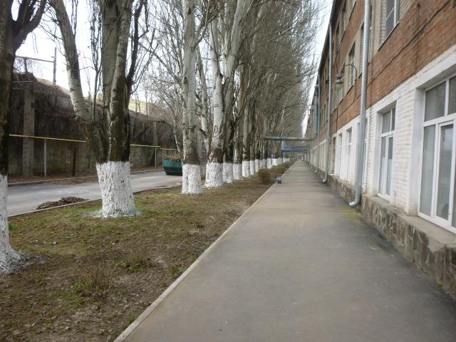 Аллея завод Красный Гидропресс