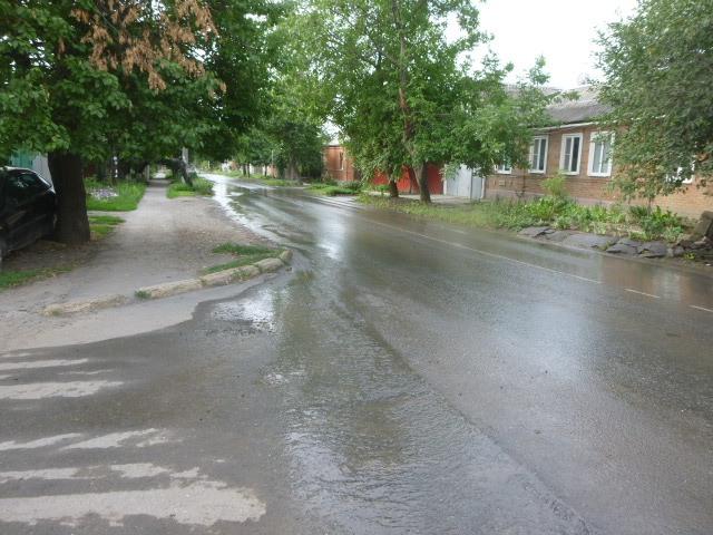 Потоп на 7 Новом