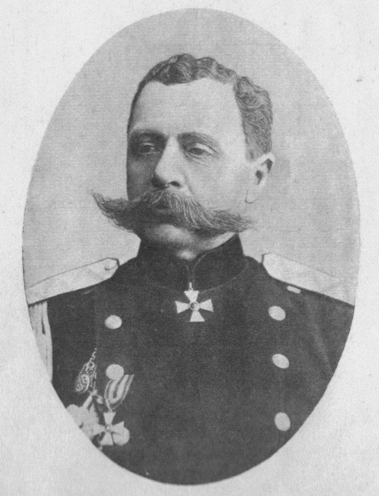 Павел-Георг Карлович фон Ренненкампф