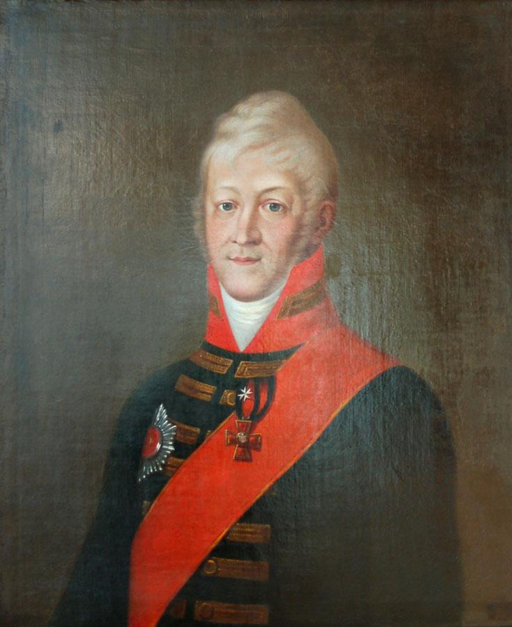 Кампенгаузен, Балтазар Балтазарович - градоначальник города Таганрог