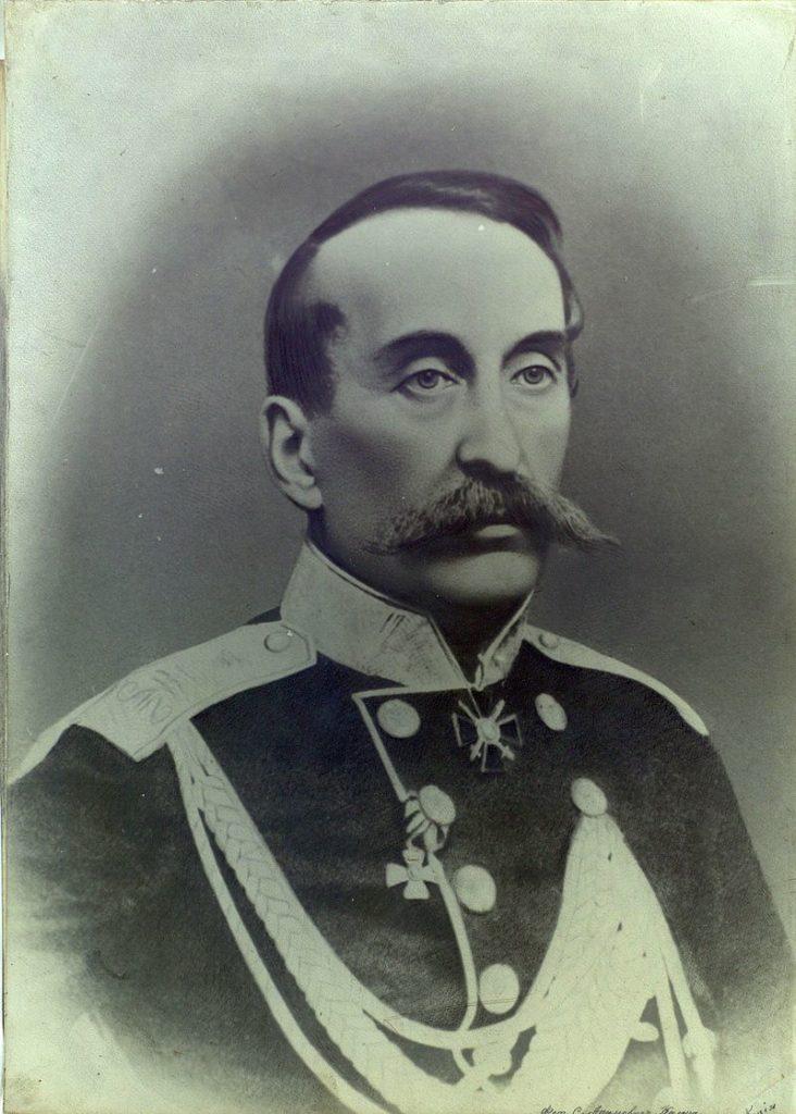 Толстой Егор Петрович граф