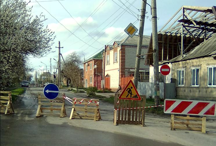 Переулок 7-ой Новый в Таганроге