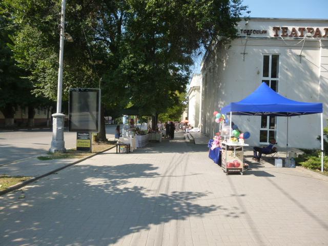 Выставка декоративно прикладного искусства в Таганроге