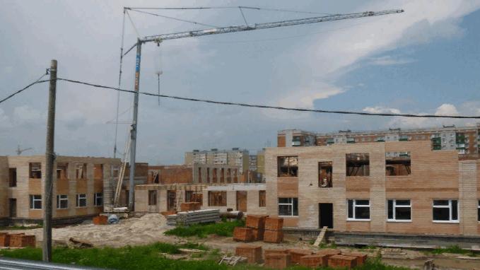 Легендарный долгострой в Таганроге