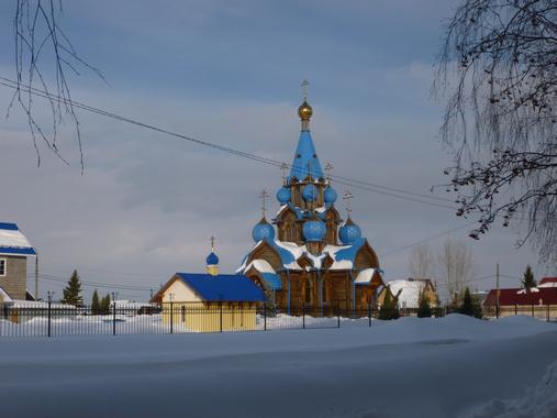 Рождественские выходные в Таганроге