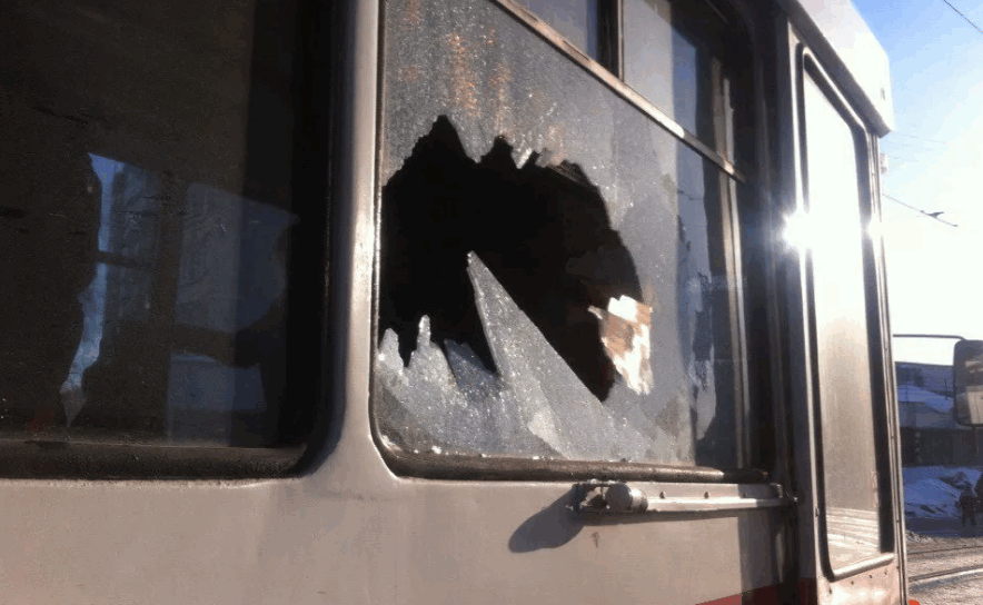 15-ти летняя девочка пострадала в трамвае