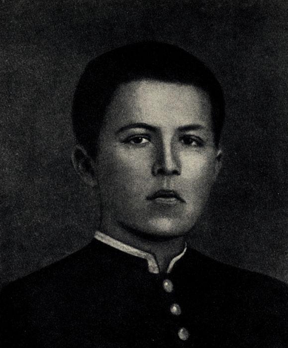 А.П.Чехов гимназист фото