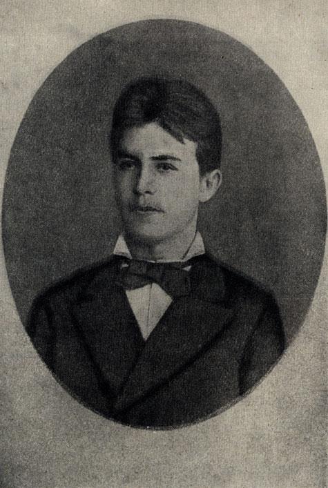 Антон Чехов 1879 год