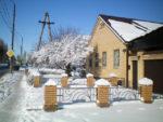 Зима в Таганроге началась 8 февраля