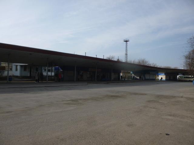 Новочеркасск автовокзал