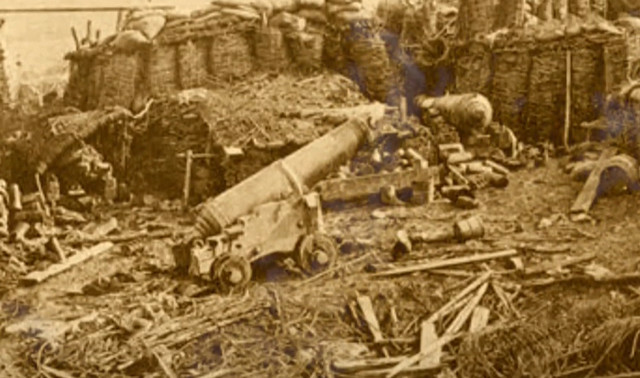 Оборона Таганрога 1855