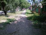 Тротуары в Таганроге требуют внимания