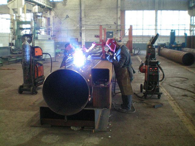 Производство металлоконструкций в Таганроге