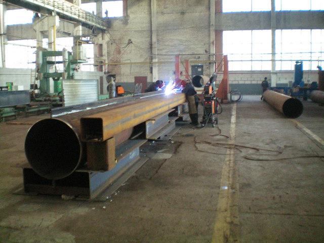 АО ПМП НАТЭК изготовление металлоконструкций