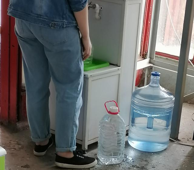 Набор питьевой воды