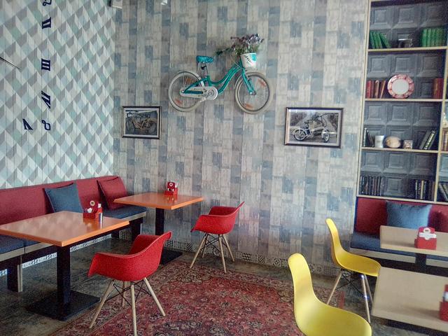 Креативный интерьер столовой в Таганроге
