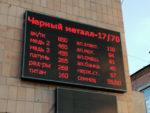 Металлолом в Таганроге растёт в цене