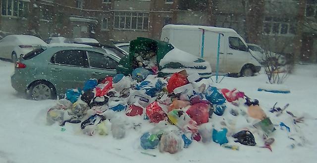 Неклиновский МОЭК мусор в Таганроге