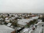Первый снег выпал в Таганроге 21-го ноября