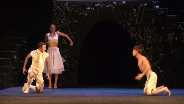 Спектакль Сон в летнюю ночь в Таганроге