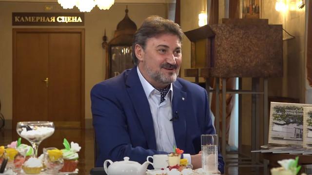Зураб Нанобашвили театральный режисер