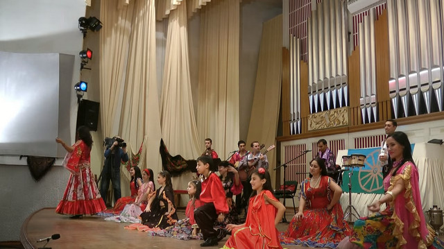 Концерт «Цыганская дорога» в Таганроге