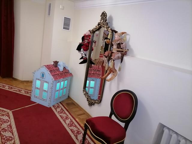 Интерьер Таганрогского драматического театра имени А.П. Чехова