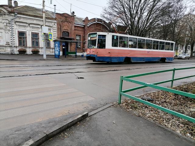 Таганрогский трамвай