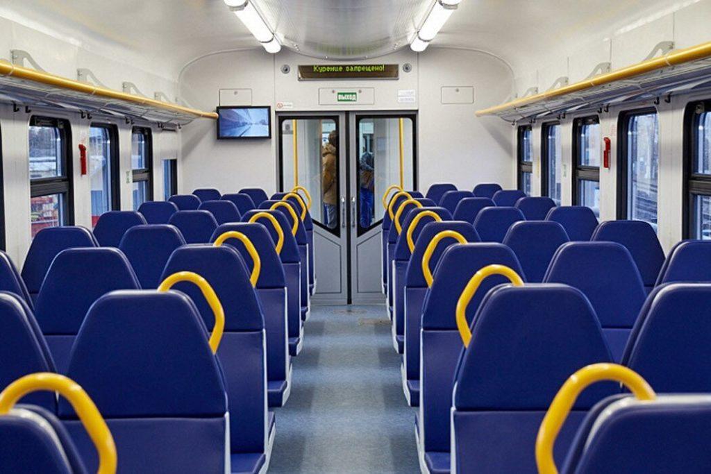 На маршруте Ростов Таганрог будут ездить пригородные электропоезда повышенной комфортности