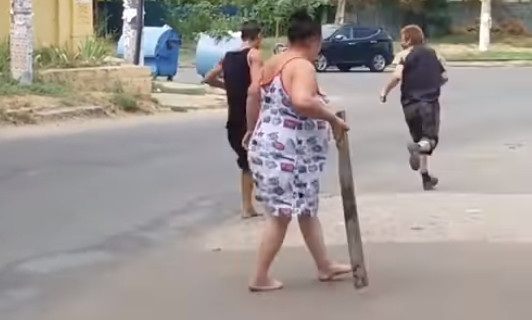 Жительницу Таганрога пытался ограбить грабитель