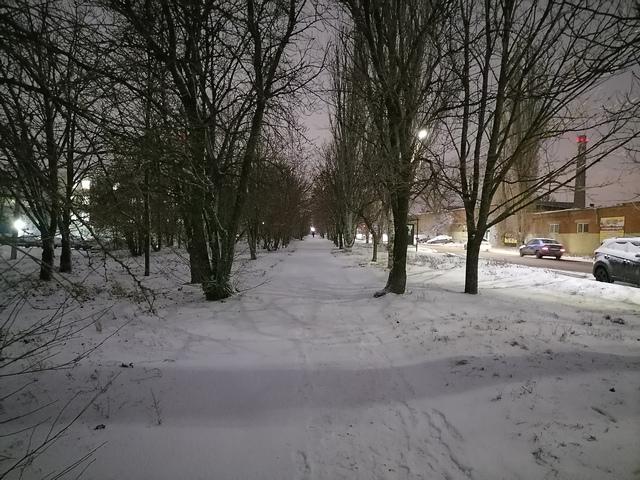 Лютый мороз в Таганроге загнал жителей по домам
