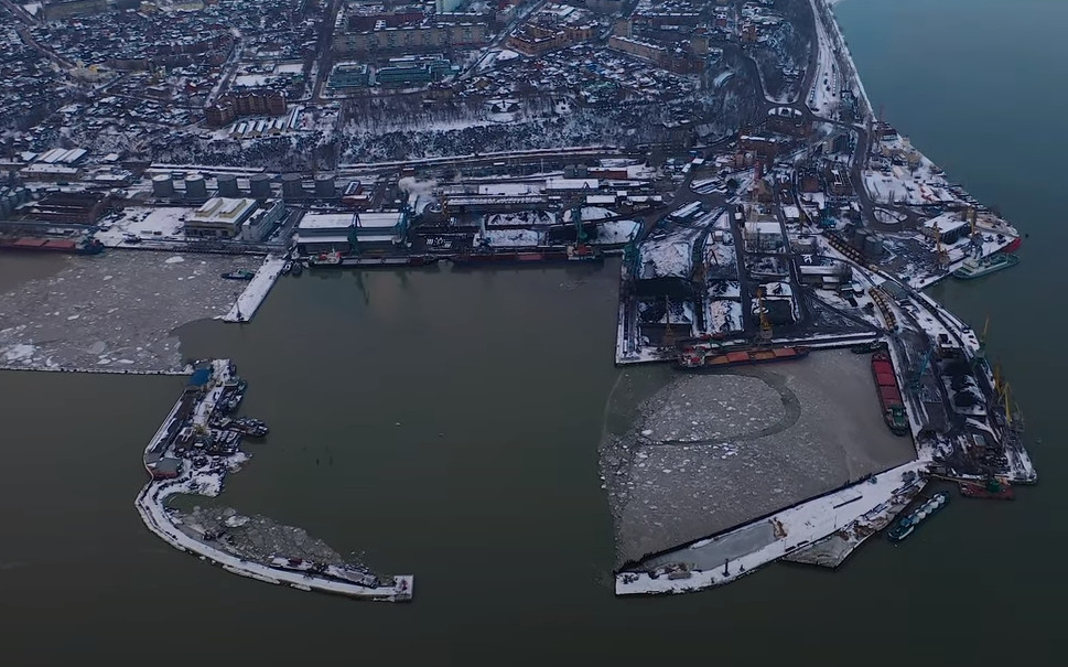 Таганрогский порт предлагают сделать исключительно пассажирским