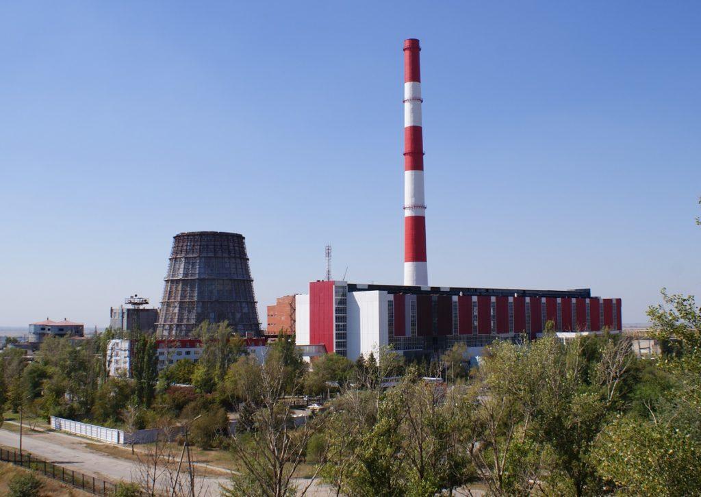 Завод Красный котельщик изготавливает котлы для Ростовской ТЭЦ №2
