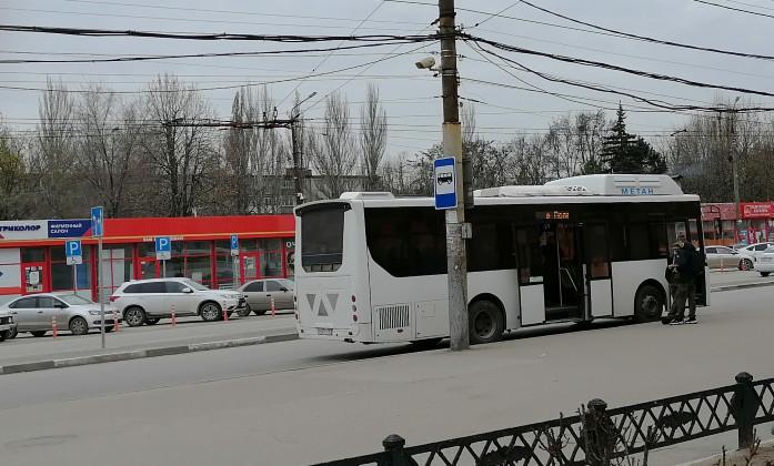 Изменение маршрутов общественных автобусов в Таганроге