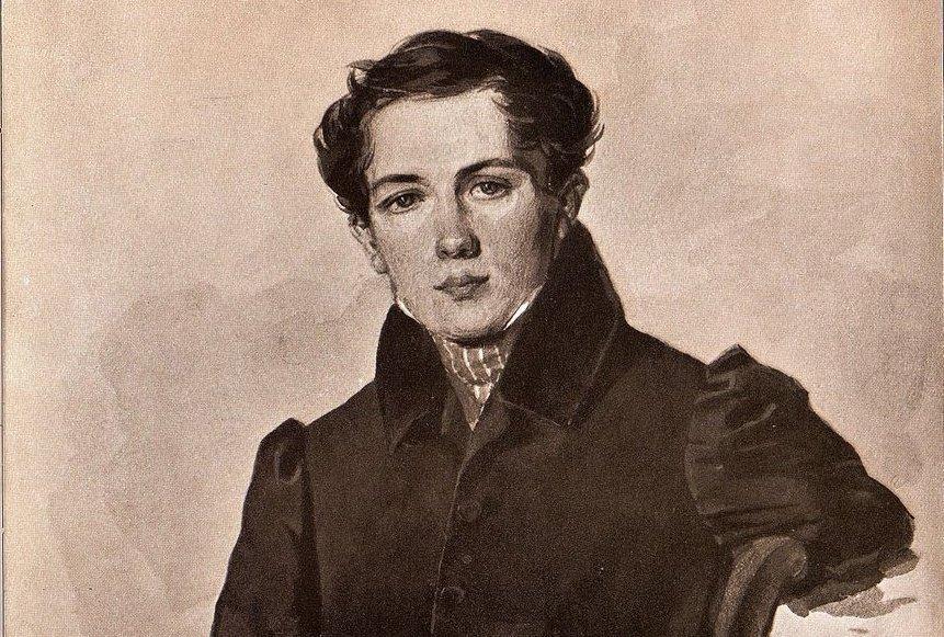 Поэзия Константина Батюшкова - портрет поэта